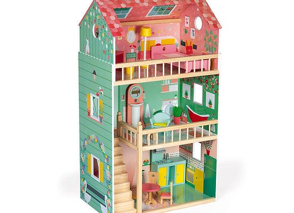 Maison de poupées Happy Day - Janod
