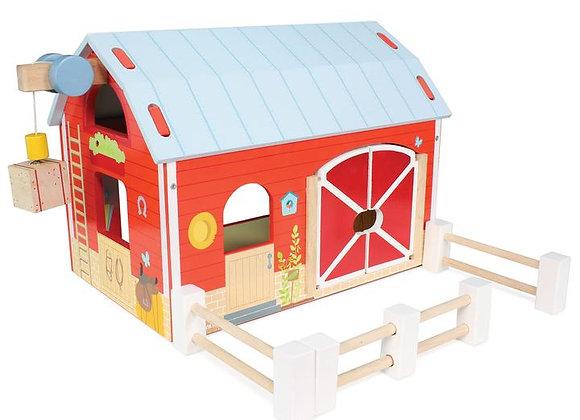 La ferme rouge de Le Toy Van