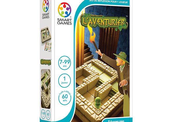L'Aventurier - Dès 7 ans - Smart Games