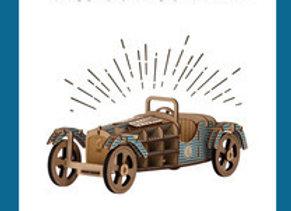 Maquette Automobile - Dès 6 ans - Kelpi Made in France