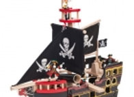 Barbarossa le bateau pirate de Le Toy Van