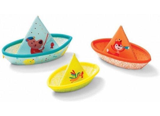 Petits bateaux de bain - Lilliputiens