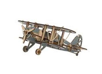 Maquette biplan - dès 6 ans - Kelpi