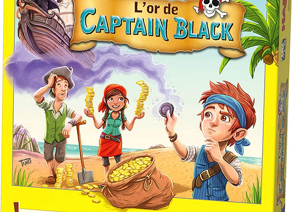 L'Or de Captain Black - Dès 5 ans - Haba