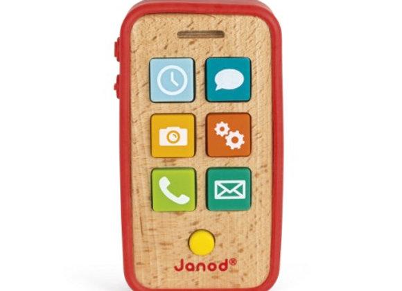 Téléphone sonore - Dès 18 mois - Janod