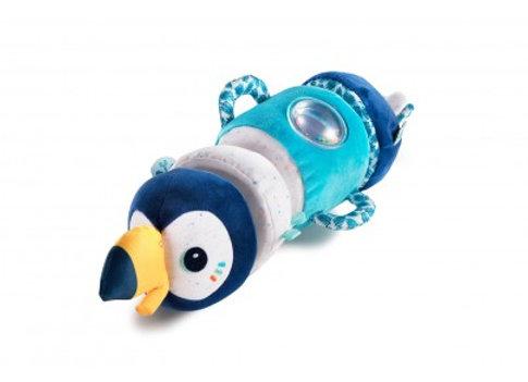 Pablo, jouet d'activités Rouleau Sonore - Lilliputiens