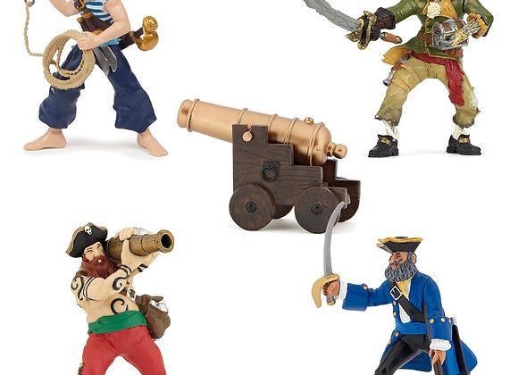 Pirates de 6.95 à 7.95 €