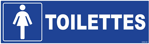 TOILETTES FEMMES