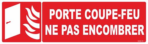 PCF NE PAS ENCOMBRER
