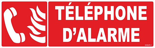 TELEPHONE ALARME
