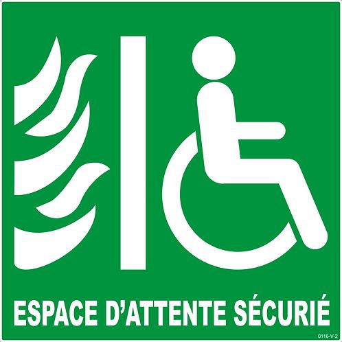 ESPACE D'ATTENTE SECURISE
