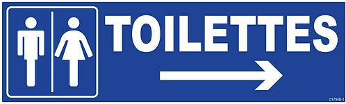 TOILETTES DROITE