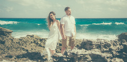 Engagement Photoshoot in Cancun