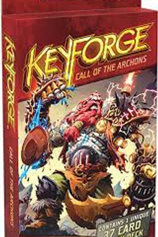 keyforge deck