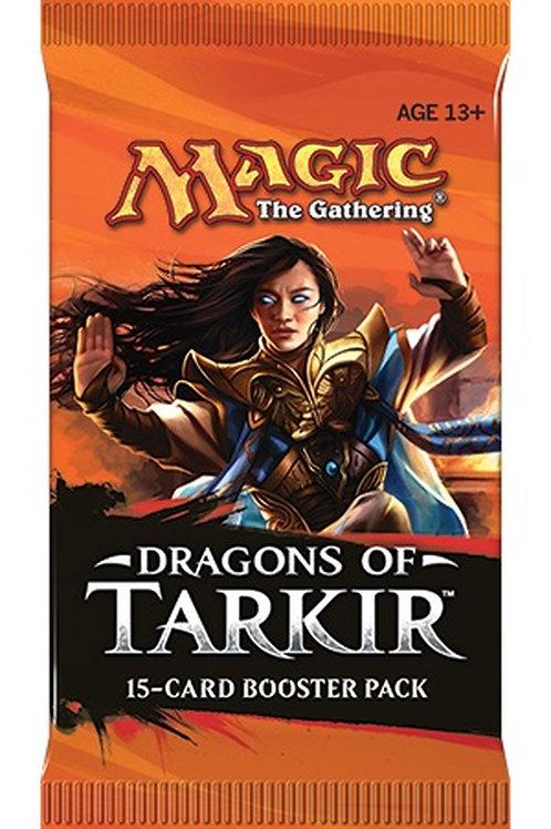 Magic The Gathering Dragons of Tarkir Booster Pack