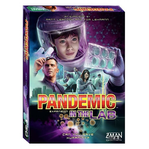 Pandemic, In the Lab