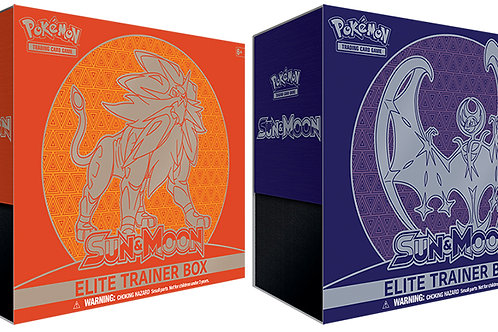 Pokemon Elite Trainer Box