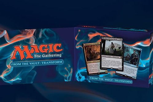Magic The Gathering: From The Vault- Transform