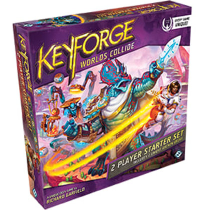 Keyforge Worlds Collide Two Player Starter Set