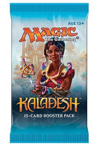 Magic The Gathering Kaladesh Booster Pack