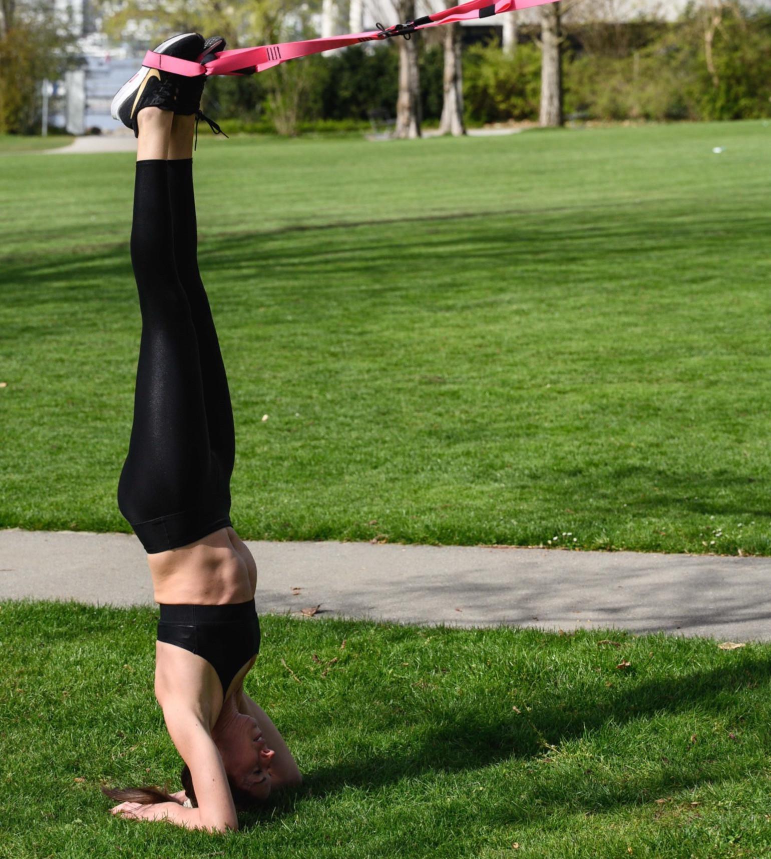Pilates Suspension Methode
