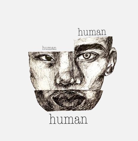 human human human