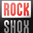 Rockshox logo for the Suspension Inc bicycle suspension servicing and pricing page