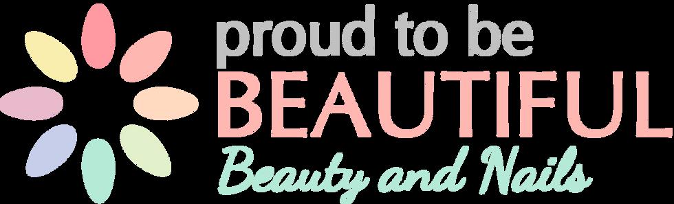 proud to be beautiful