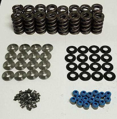 LS1 LS3 .660 Dual Spring Kit Titanium Retainer