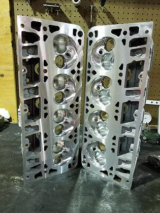 CNC Ported GM 862/706 Casting