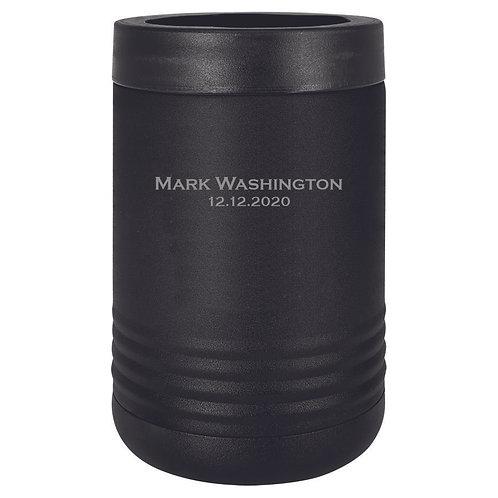 Black Vacuum Insulated Beverage Holder
