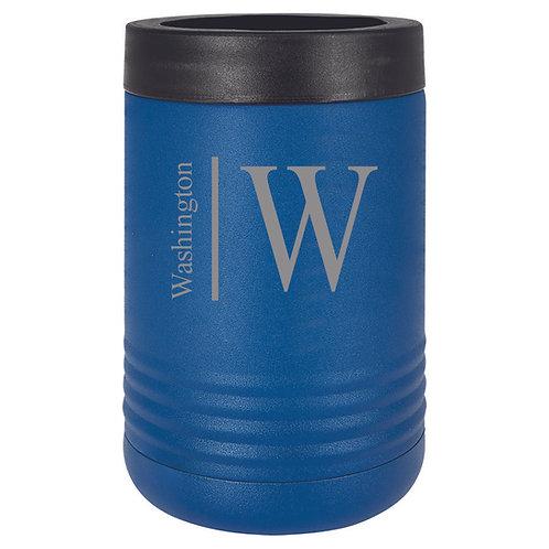Blue Vacuum Insulated Beverage Holder