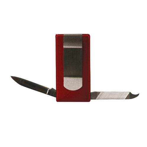 2 Function Money Clip Pocket Knife