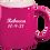 Thumbnail: Pink Engravable Mug