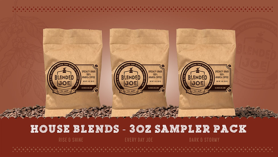 House Blends Sampler