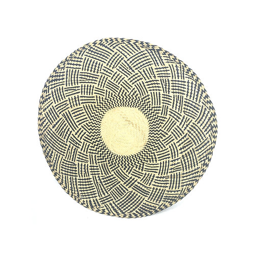 Iraca Round Placemat Multicolor (sold by set of 6)