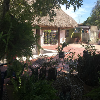 The artisans' houses