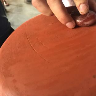 serve for polishing