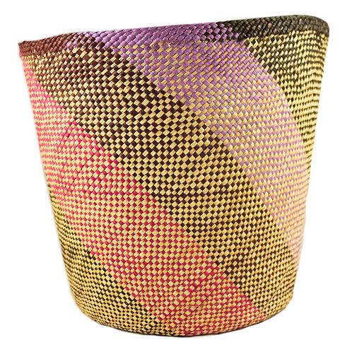 *Iraca Paper Basket