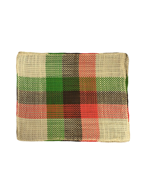 Iraca Square Placemat Multicolor (sold by set of 6)