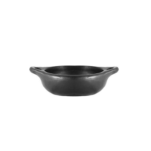 Round oven dish + handle