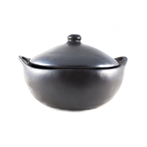 Oval cooking pan + lid