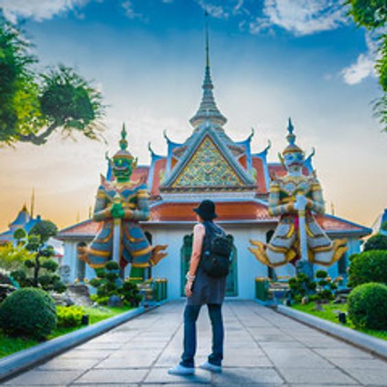 📅 TAILANDIA: Norte Espiritual  | 930€ |  Depósito: 100€