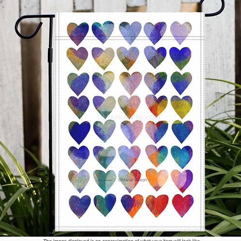 Love Garden/House Flag, Wedding Decor