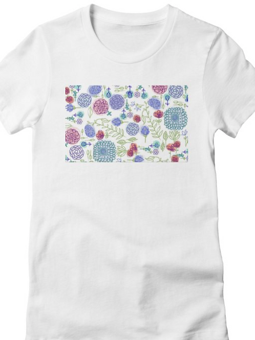 Garden Flowers Clothing and Shoes