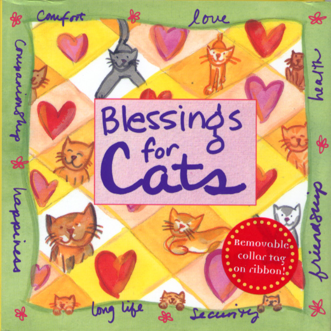 Book - Blessings for Cats