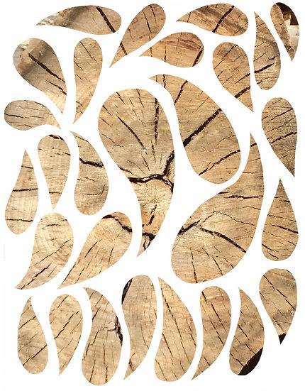Coming Soon! Wood Petal Decals