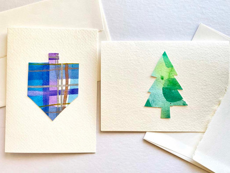 DIY Holiday Cards: 6 Steps to Making your own Christmas Cards