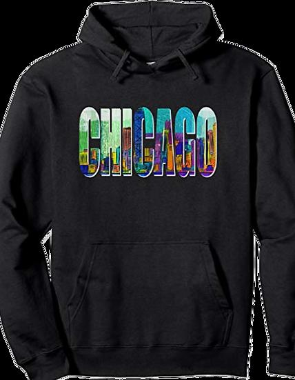 Chicago Hoodies & T-Shirts for Men & Women