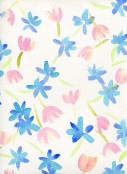 1D51 floral